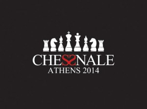Chessnale 2014 Logo Black